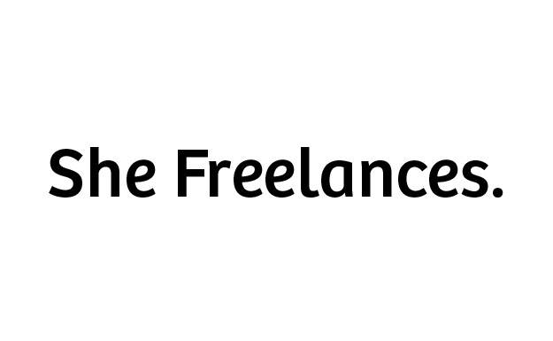 Design Choice are product and web design specialists: She Freelances Logo