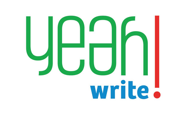 Design Choice are brand design and strategy specialists: Yeah Write! Logo